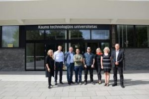 The Nordplus Project helps to improve the study programs of Civil Engineering and Architecture