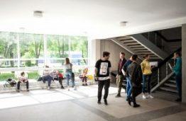 20 aspiring architects from 8 countries will offer urban development scenarios for Kaunas