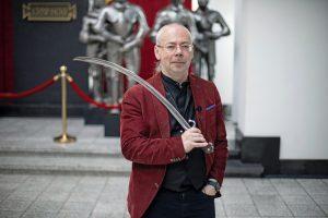 Hello, I am your teacher: Kęstutis Zaleckis