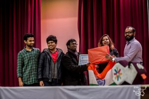 Student from India Introduced Sustainable Solutions for the New Kaunas Science Park