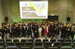One hundred high school students will design an Education Centre in Kaunas
